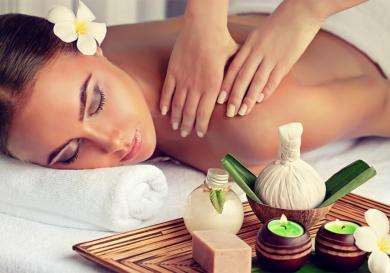 Частичен арома масаж